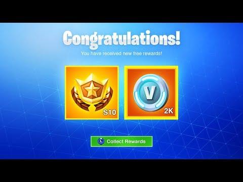 YOU CAN GET FREE REWARDS IN FORTNITE! (Free VBucks)