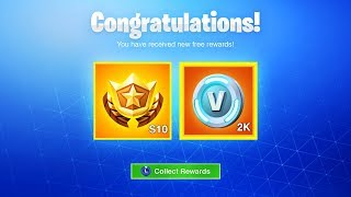 YOU CAN GET FREE REWARDS IN FORTNITE! (Free VBucks)