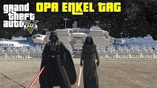 Opa & Enkel Tag mit Darth Vader & Kylo Ren GTA 5
