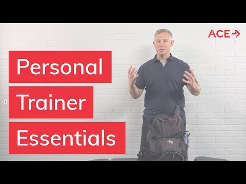 Personal Trainer Essentials