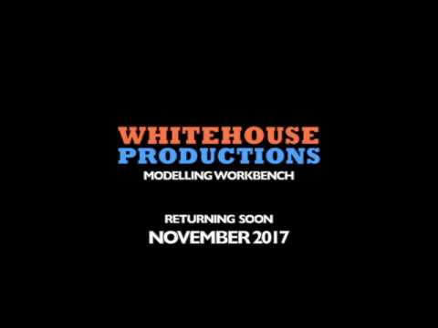Whitehouse Productions Modelling Workbench Trailer