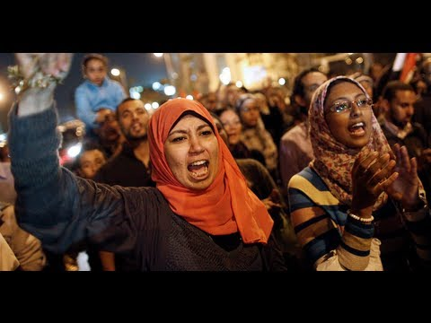 Dueling Protests Continue in Cairo - Egypt News 2012