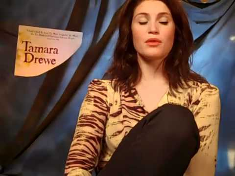 "Gemma Arterton:  ""Tamara Drewe"""