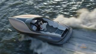 Lexus Debuts Sport Yacht Concept