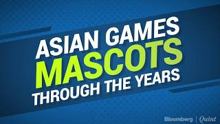 Gambar cover Asian Games Mascots Over The Years