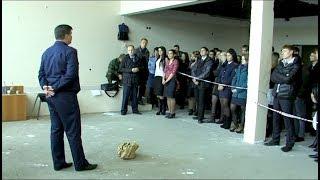 Школа молодого следователя вновь открылась в ТюмГУ