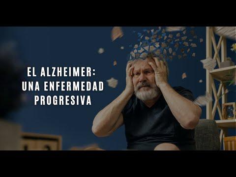 El Alzheimer: una enfermedad progresiva