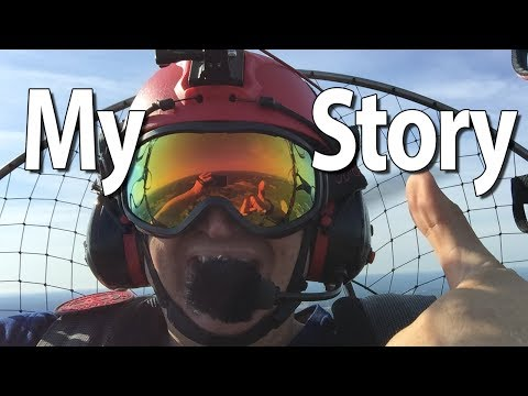 WoodysGamertag's Story - Suicide to Multimillionaire - Paramotor