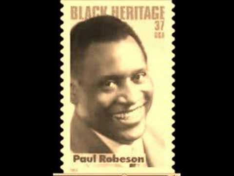 Paul Robeson - America's low octave