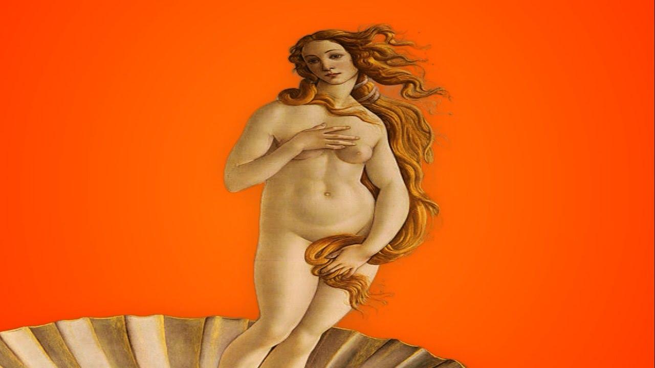 El mito del nacimiento de Venus | Urano y Afrofita | Mitología Griega