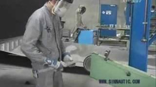 Sinnautic Aluminium Patrol Boat Production