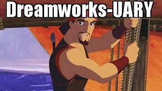 Dreamworks-uary: Sinbad - Legend of the Seven Seas