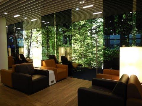 The Astonishing and Luxurious Lufthansa Senator Lounge in Frankfurt Terminal 1-Z