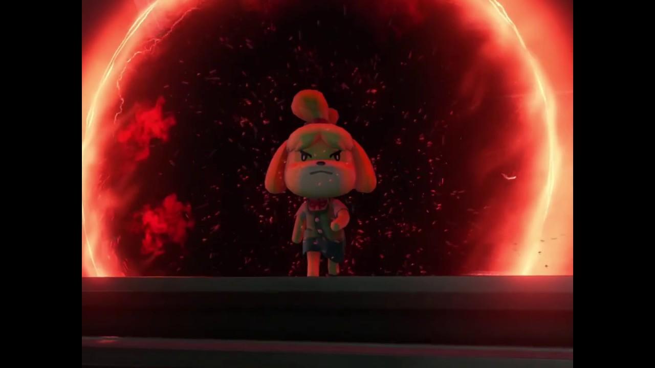 Doom Slayer Vs Isabelle Youtube