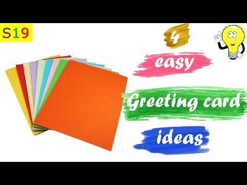 make-your-own-greeting-cards-at-home-|-easy-paper-craft-ideas-for-kids-|-greeting-card-ideas
