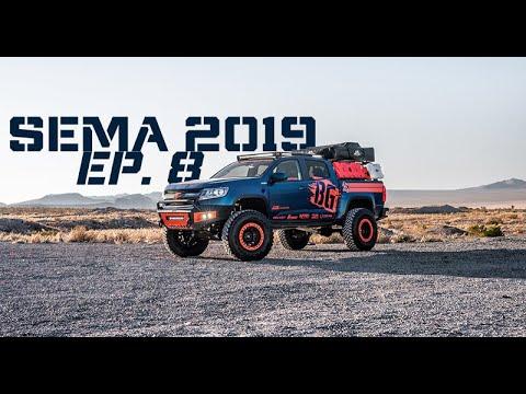 Chevrolet Colorado At SEMA 2019