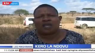 Ndovu hatari: wakazi waandamana Kajiado