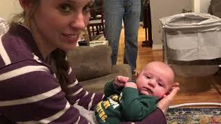 Jill and Derick Dillard Visit Baby Jax - Dec. 2018