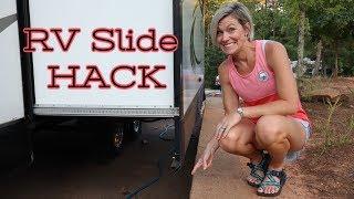 Wandering Weekends Quickie: RV Slide Hack