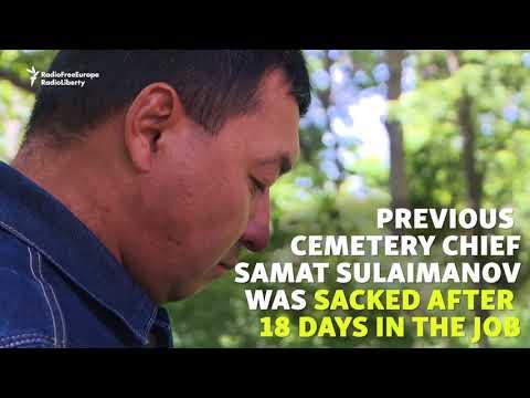Kyrgyzstan's 'Graveyard Mafia'