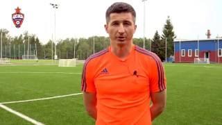 Видео уроки по футбольным упражнениям от Евгения Алдонина