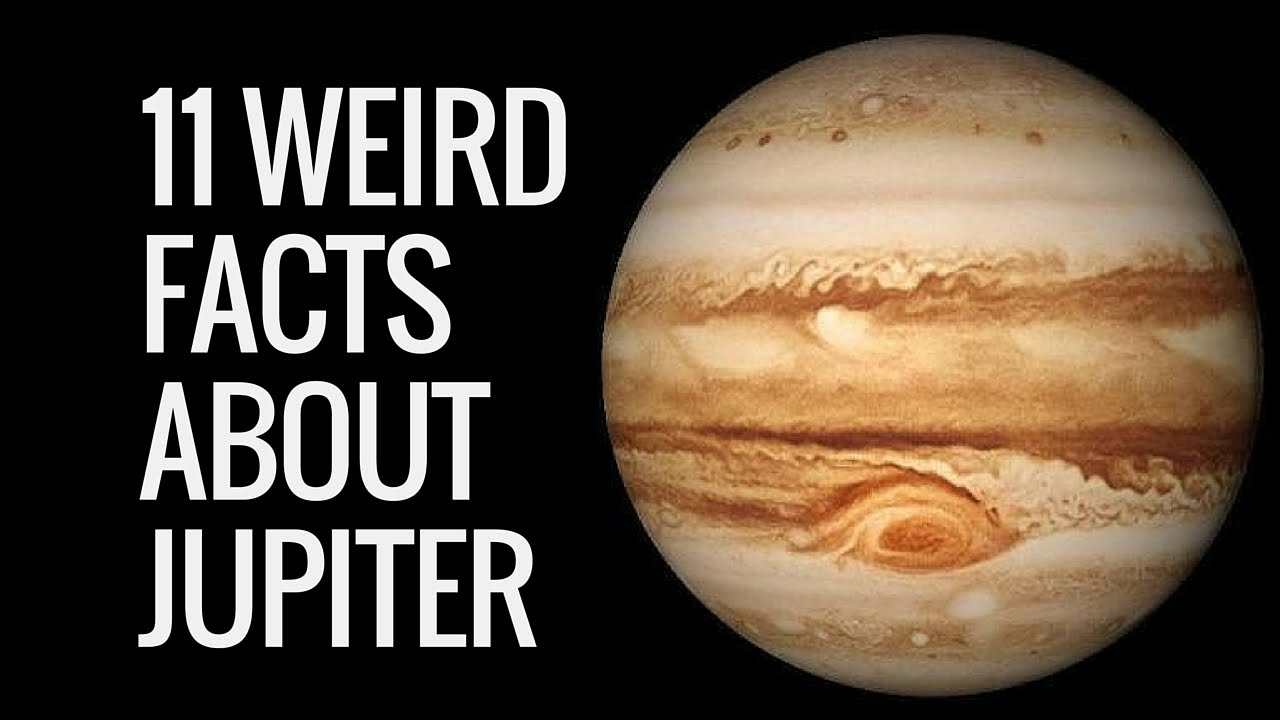 Interesting Jupiter Facts | Facts About Planet Jupiter ...