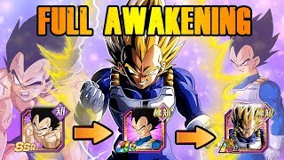 LR VEGETA FULL AWAKENING FREE SA20 | EVERYTHING YOU NEED TO KNOW  | DRAGON BALL Z DOKKAN BATTLE JP