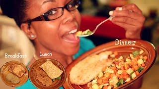 QUICK & Healthy Meal Ideas || Breakfast, Lunch, Dinner & Snacks! || Cook With Me!!!