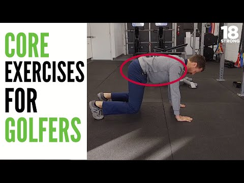 Core Exercises for Golfers: No More Crunches!!
