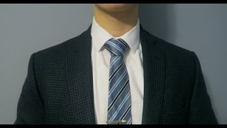 The Best Way To Tie a Tie | How to Tie A Perfect Knot