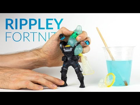 Making RIPPLEY With A CONDOM (and 4 Other Ways To Create Him)