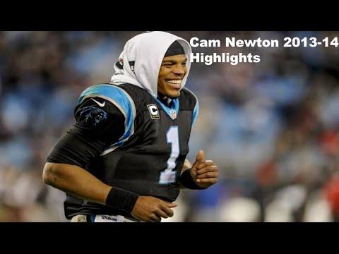 2013-14 Pro Bowl QB - Cam Newton (Highlights) NFL