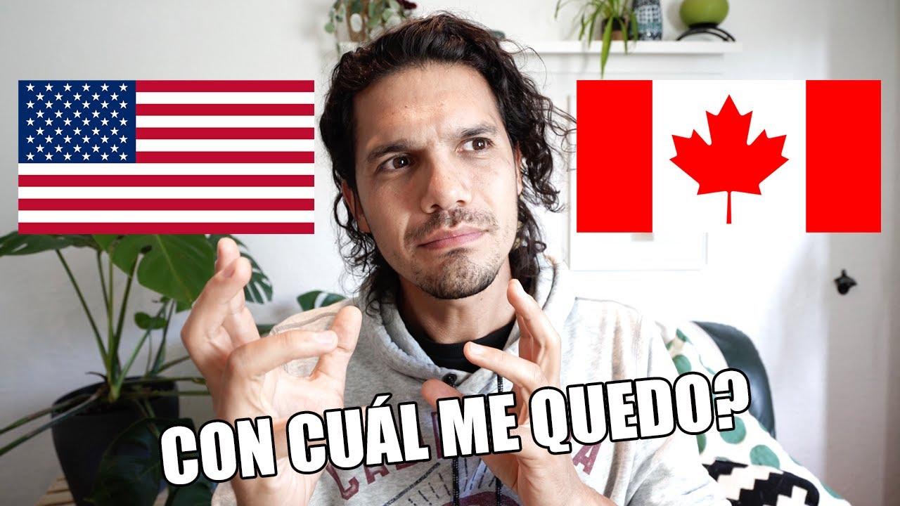 Canadá o USA?? Cuál es mejor país para vivir? 🇨🇦VS🇺🇸