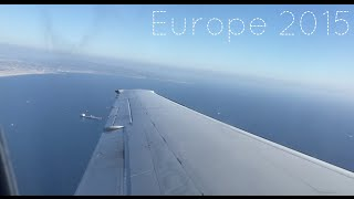Europe Trip 2015 | London Paris Rome