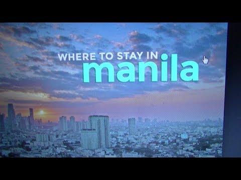 Manila Budget Accommodation For Beginners - Philippines/Oz Fun