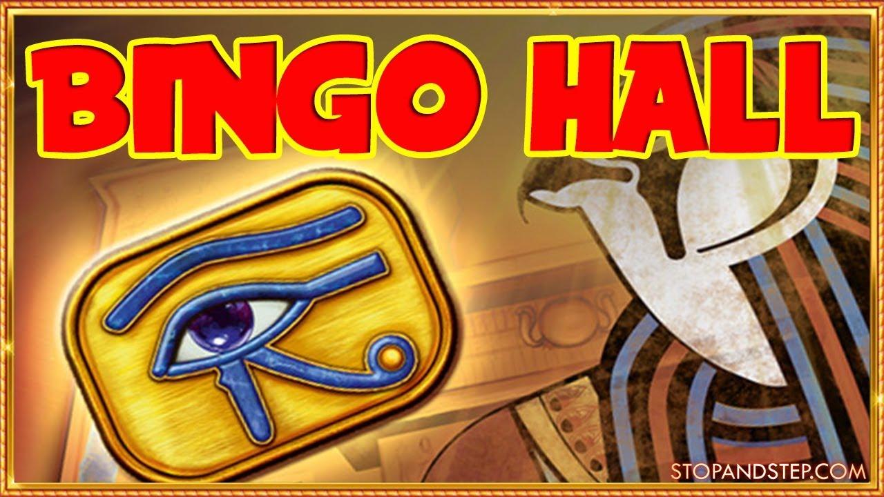 Bingo Hall Slots