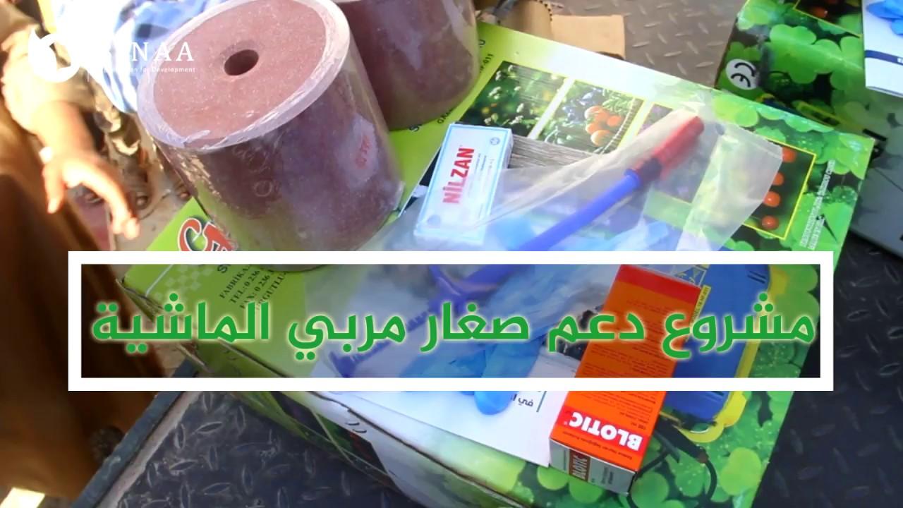Agriculture Blog: تقديم دعم مربي المواشي