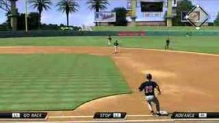 Gamehelper.com - MLB 08 Road to the Show Tutorial Video