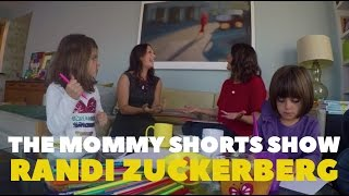The Mommy Shorts Show: The One Where Randi Zuckerberg Can't Put My Kids' Shoes On