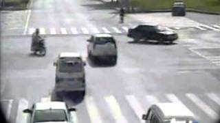 horrific fatal accident car accidents compilation cars and bikes ignore red light and crash