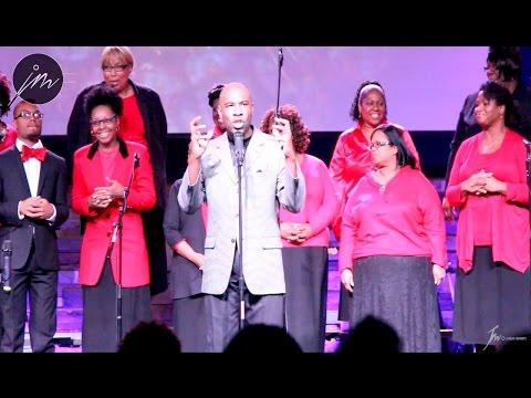 The 2015 Texas State University Gospel Fest: Mass Choir Directed By Minister Wayne Thompson