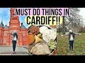 HOW TO SPEND: 24 Hours In CARDIFF Wales | Wales Road Trip Part 3 | Travel Guide