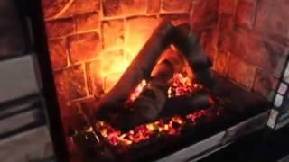 Как сделать декоративный камин своими руками.(ссылка в описании)(НОВОГОДНИЙ КАМИН. очаг для камина, светящиеся угли, как сделать светящиеся дрова https://youtu.be/rrPe54e42bA., 2015-11-30T12:31:15.000Z)