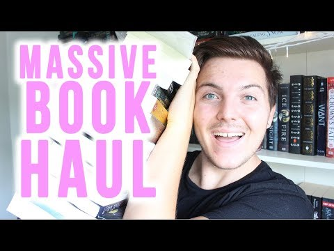 THE MOST EXCITING BOOK HAUL!!!