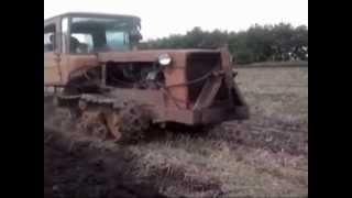 Прикол про трактор