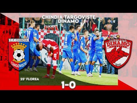 Chindia Targoviste Dinamo Bucharest Goals And Highlights