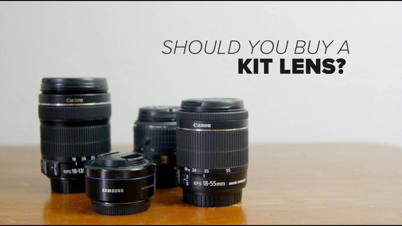Should You Buy a DSLR with Kit Lens?