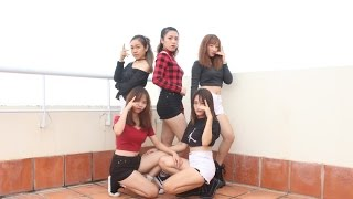 Produce 101 [프로듀스 101] - ♬SAY MY NAME dance cover by Ci-ME from Vietnam