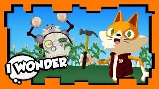 I Wonder - Episode 10  - Stampylonghead (Stampy Cat) and Wizard Keen - WONDER QUEST