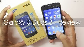 Samsung Galaxy S Duos 3 Gaming Benchmarks & Review